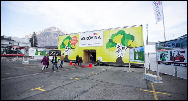 Salon Agrovina